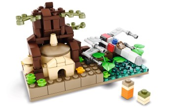 Photo of Exclusive Star Wars LEGO Set Coming to Comic-Con, But It Won't Be Easy to Get