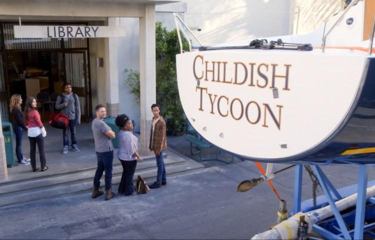 troy childish tycoon