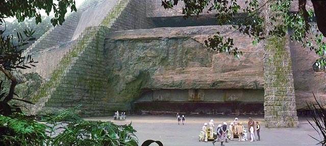 Massassi-Temple