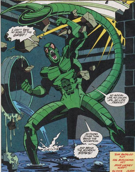 Scorpion_Marvel