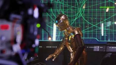 Star Wars: The Force Awakens Comic-Con Footage Analysis