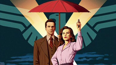 Here's Agent Carter Season 2's Exclusive Comic-Con Poster