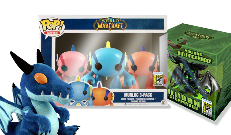 Every Blizzard Exclusive at Comic-Con 2015