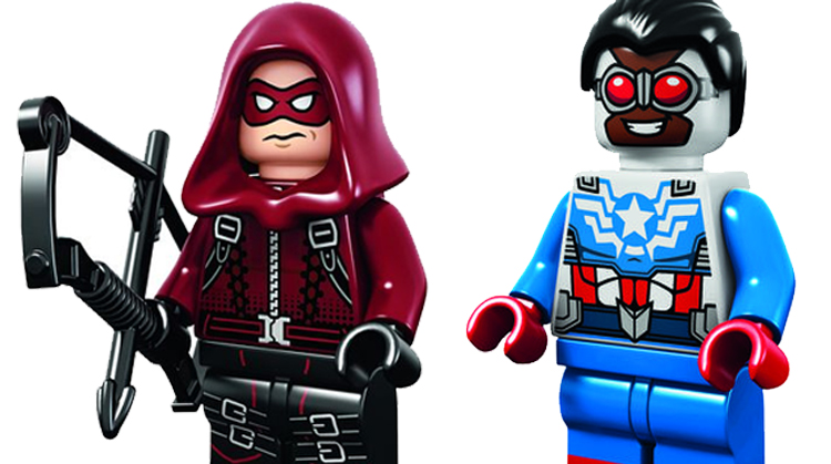A Complete Guide to Every LEGO Exclusive at Comic-Con 2015