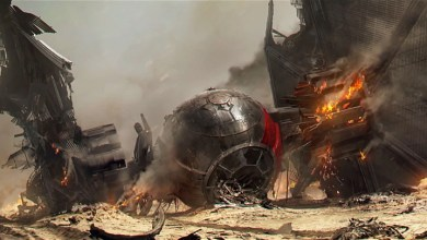 Photo of Star Wars: Get a Look at the New Force Awakens TIE Fighter in Toy Form