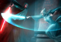 Star Wars: Could Knights Of The Old Republic II - The Sith Lords Be Coming To iPad?