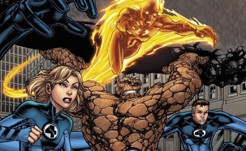 Check Out Pages From Max Landis' Fantastic Four Script