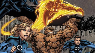 Photo of Check Out Pages From Max Landis' Fantastic Four Script