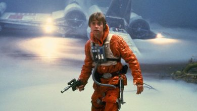 Star Wars: Comparing The Looks of Luke Skywalker From A New Hope To The Force Awakens