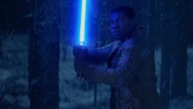 Star Wars: The Force Awakens - How Did Finn Get Luke Skywalker's Lightsaber?