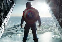 Captain America: Civil War Trailer Shown At D23