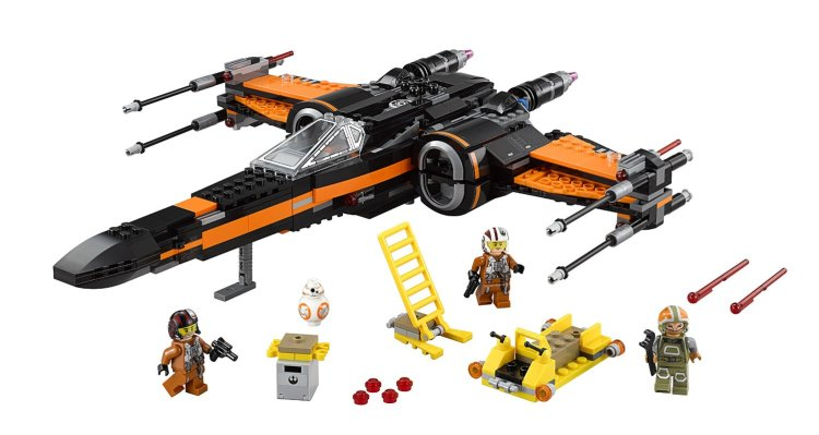 Black X-Wing