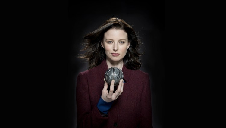 CONTINUUM -- Gallery -- Pictured: Rachel Nichols as Kiera Cameron -- (Photo by: Kharen Hill/Syfy)