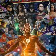 A Fan Poster for a Crisis on Infinite Earths Movie That Will Sadly Never Happen