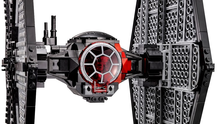 first order tie fighter lego 2