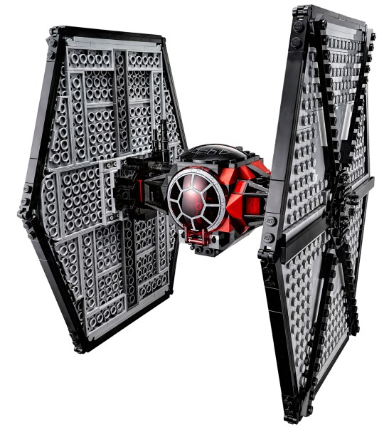 first order tie fighter lego 4