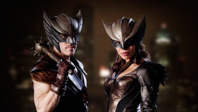 This Is What Hawkman and Hawkgirl Will Look like on Legends of Tomorrow