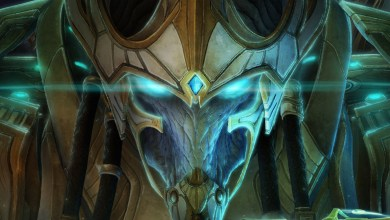 Watch the Opening for StarCraft II: Legacy of the Void