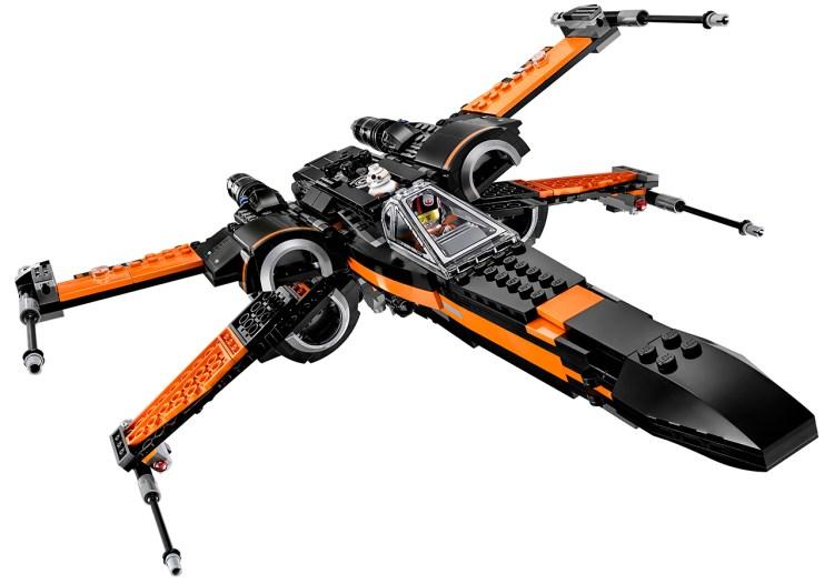 poe x-wing lego 5
