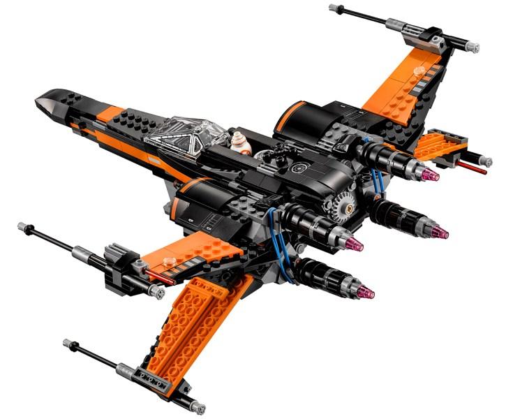 poe x-wing lego 6