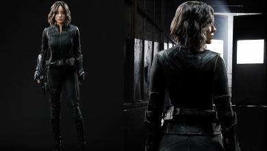 Here's Skye's Agents of SHIELD Season 3 Uniform