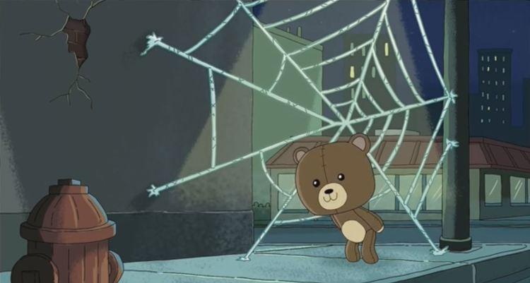 rick and morty - bear web