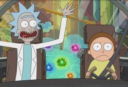 The Weird, Wonderful Worlds of Rick and Morty