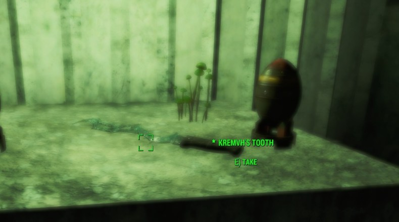 There's an Awesome (And Terrifying) Lovecraft Reference in Fallout 4