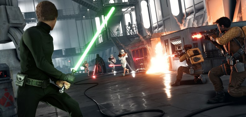 Is Star Wars Battlefront Canon?