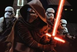 Star Wars: The Force Awakens Fan Theory - Kylo Ren Is Luke Skywalker's Son