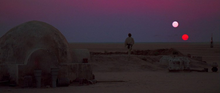 Luke sunset