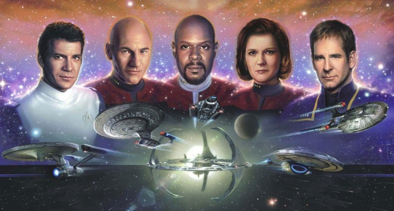 The New Star Trek Series'  Captain Should Be Gay