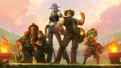 There's a New Hearthstone Adventure Out This Week