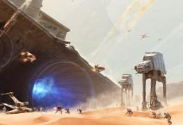 Watch a Teaser for Star Wars: Battlefront's Battle of Jakku
