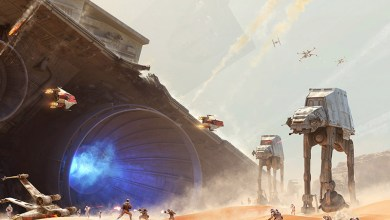 Watch a Teaser for Star Wars: Battlefront's Battle of Jakku