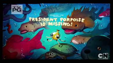 """Photo of The Annotated Adventure Time: Connecting Social Anxiety to Political Disaffectation in """"President Porpoise"""""""