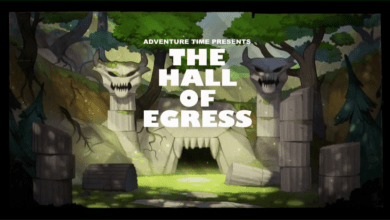 Photo of Dungeons and Midlife Crises in Adventure Time's 'Hall of Egress'