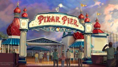 Photo of Disneyland's Pixar Pier Will Open in June