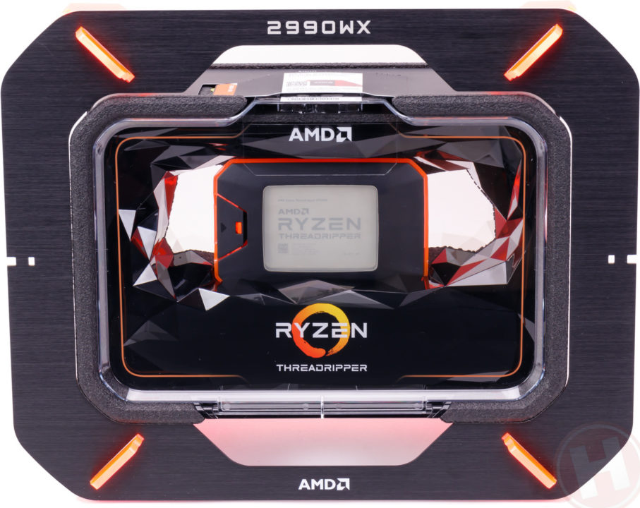 AMD презентует Ryzen Threadripper 2990WX, 2970WX, 2950X и 2920X