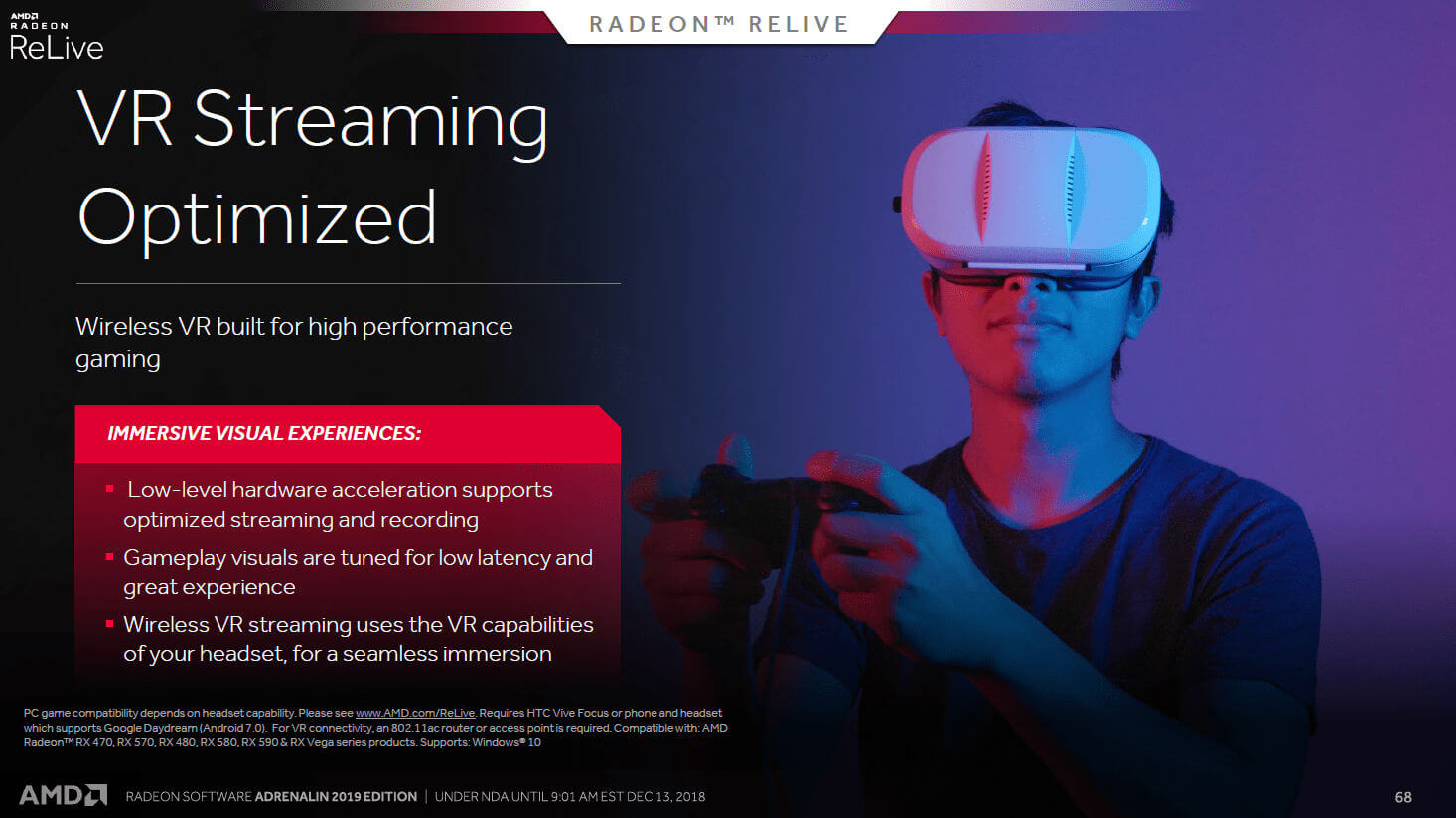 AMD Radeon Adrenalin 2019 18.12.2 WHQL