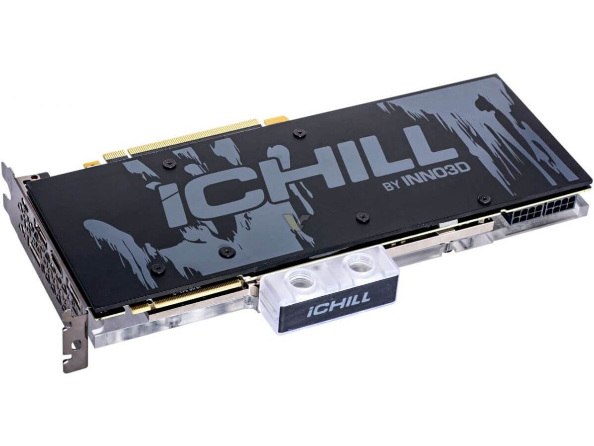 Inno3D iChill водоблок для GeForce RTX