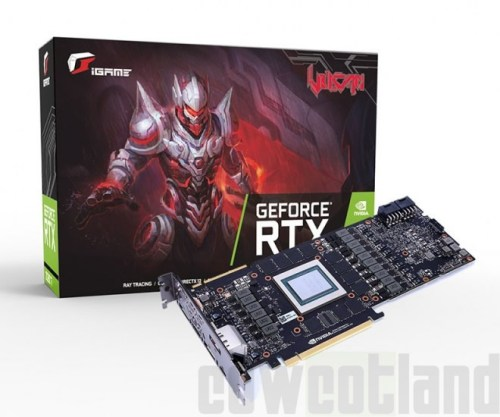 Colorful GeForce RTX 2080 Карта для водоблока