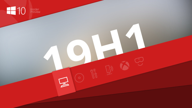 Сегодня вышла Windows 10 Insider Preview build 18329