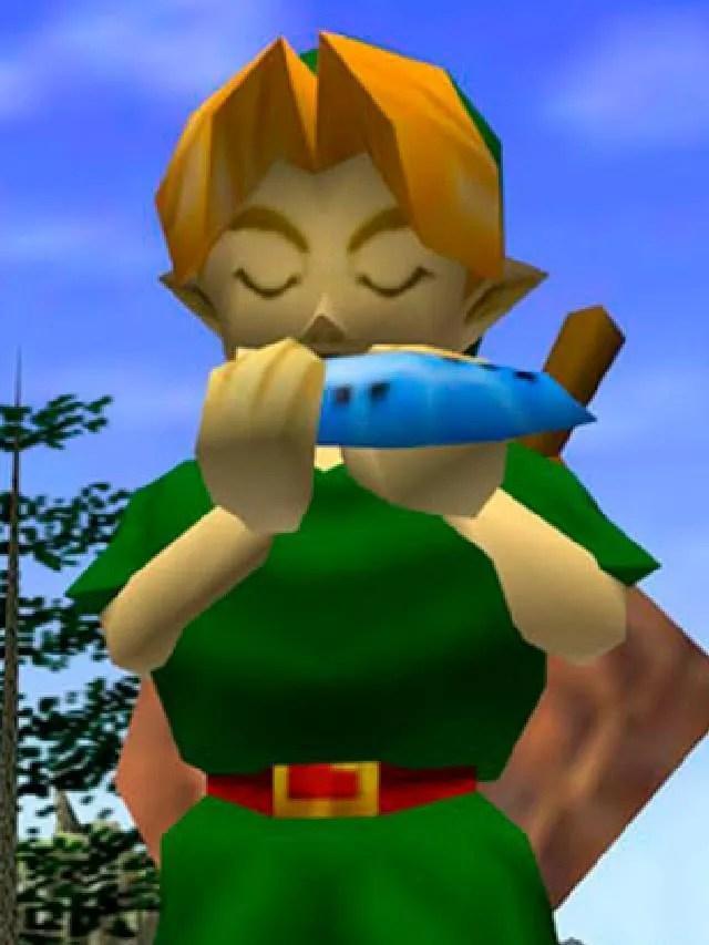 Games de Nintendo 64 que chegarão ao Nintendo Switch Online