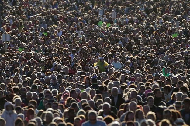 SvD crowd Photo by Gregorio Borgia