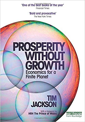 Tim Jackson: Prosperity without Growth