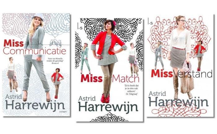 Astrid Harrewijn trilogie