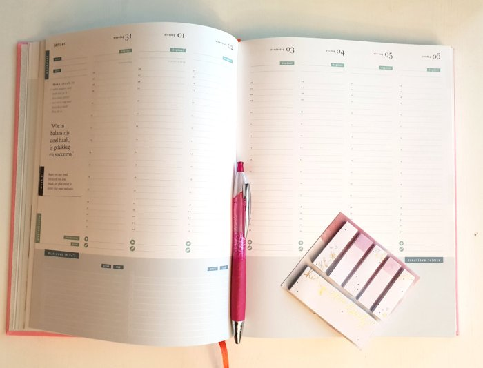 perfecte planner