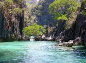 philippines cliff