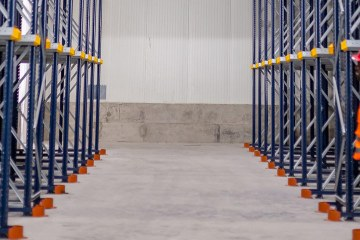 Customs Bonded/Commercial Coldstore Warehouse